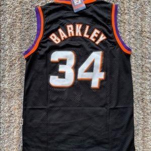 Charles Barkley Phoenix Suns Retro NBA Jersey